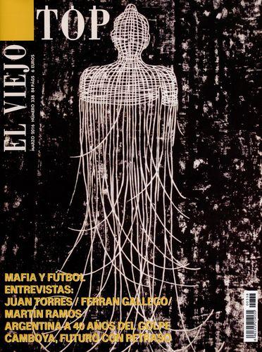 Revista El Viejo Topo No.338. Mafia y fútbol  8cb61426fd2ef
