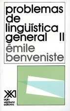 Problemas de lingüística general II