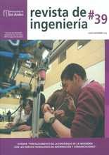 Revista de Ingeniería No.39 Fortalecimiento de la enseñanza de la ingeniería con las nuevas tecnologías de información y comunicaciones