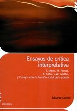 Ensayos de crítica interpretativa