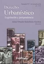 Derecho Urbanístico. Legislación y jurisprudencia. Ejemplar No.1 de actualización año 2010