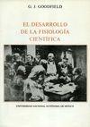 El Desarrollo de la fisiología científica   comprar en libreriasiglo.com