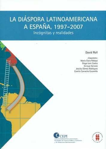 Diáspora latinoamericana a...