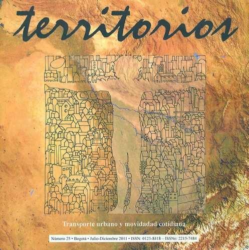 Rev. Territorios No.25...