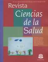 Revista Ciencias de la Salud Volumen 11 No. 3