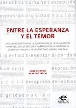 Entre la esperanza y el temor. Análisis descriptivo de la elaboración de la Declaración Universal de los Derechos Humanos, 1946-1948