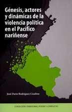 Génesis, actores y dinámicas de la violencia política en el Pacífico nariñense