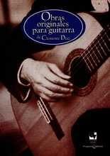 Obras originales para guitarra de Clemente Díaz