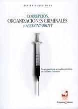 Corrupción, organizaciones criminales y accountability