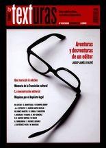 Revista Trama y texturas No.28. Aventuras y desventuras de un editor