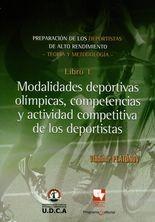 Preparación de los deportistas (1) Modalidades deportivas olímpicas