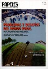 Revista Papeles No.131. Problemas y desafíos del mundo rural