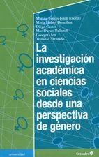 Investigación académica en ciencias sociales desde una perspectiva de género, La