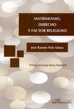 Matrimonio, derecho y factor religioso