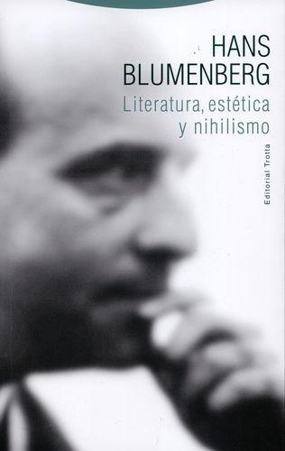Literatura, estética y...