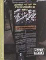 Revista Noche y Niebla No. 038