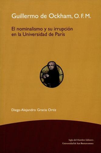 Guillermo de Ockham, O.F.M.