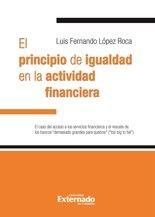 El principio de igualdad en la actividad financiera.