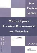 Manual para Técnico Documental en Notarías I