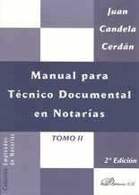 Manual para Técnico Documental en Notarías II