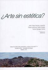 Arte sin estética?