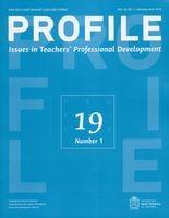 Rev. Profile No.19-1  Issues in Teachers Professional Development'