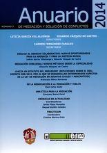 Rev. Anuario 2014 de mediación y solución de conflictos