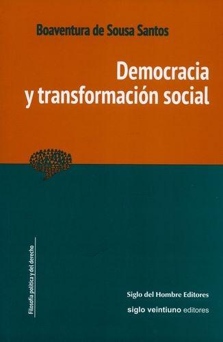 Democracia y transformación...