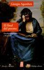El Final del poema. Estudios de poética y literatura | comprar en libreriasiglo.com