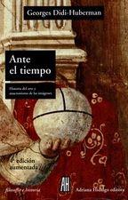 Ante el tiempo. Historia del arte y anacronismo de las imágenes