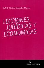 Lecciones jurídicas y económicas