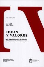 Rev. Ideas y valores No.163