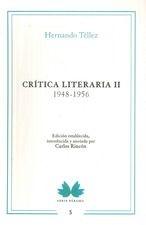 Crítica literaria II. 1948-1956