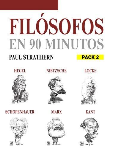 En 90 minutos - Pack Filósofos 2