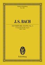 Overture (Suite) No. 4 D major
