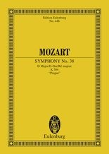 Symphony No. 38 D major