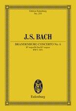 Brandenburg Concerto No. 6 Bb major