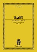 Symphony No. 98 Bb major