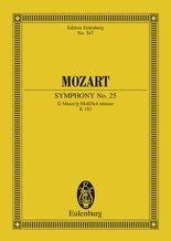 Symphony No. 25 G Minor