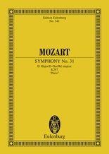 Symphony No. 31 D major