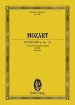 Symphony No. 35 D major