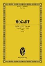 Symphony No. 41 C major