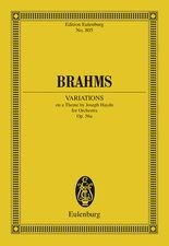 Variations on a Theme by Joseph Haydn