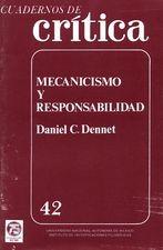 Cuadernos de crítica 42. Mecanicismo y responsabilidad