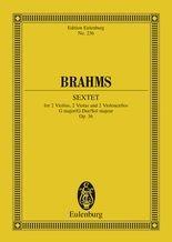 String Sextet G major