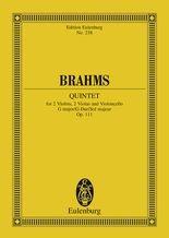 String Quintet G major