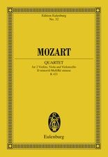 String Quartet D minor