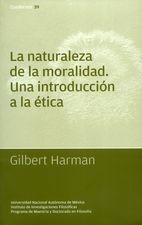 Naturaleza de la moralidad. Una introducción a la ética, La
