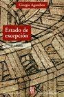 Estado de excepción | comprar en libreriasiglo.com