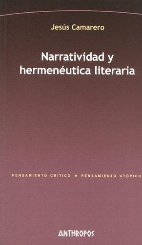 Narratividad y hermenéutica...
